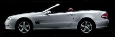 Mercedes R230 500 SL 2001