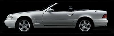 Mercedes R129 560 SL1989