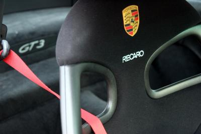 Cup racing bucket seat is snug enough to suit every body-shape