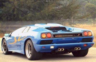 Lamborghini Diablo SVT